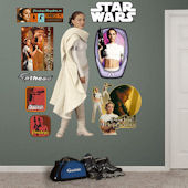 Fathead Star Wars Padme Amidala Wall Graphic