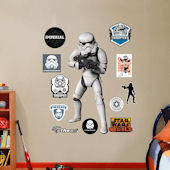 Fathead Star Wars Stormtrooper Rebels Decals