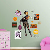 Fathead Star Wars Sabine Wren Decals