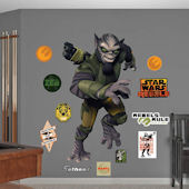 Fathead Star Wars Zeb Orrelios Decal