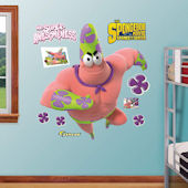 Fathead SpongeBob Mr Superawesomeness Wall Decals