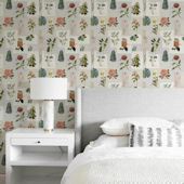 Urbanwalls The Botanists Wallpaper