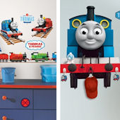 Thomas The Tank Engine Decal Room Package