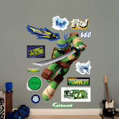 Fathead TMNT Leonardo Wall Decal