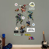 Fathead TMNT Movie Collection Wall Decals