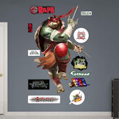 Fathead TMNT Raphael Movie Wall Decal