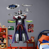 Fathead TMNT Shredder Wall Decals