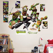 Fathead TMNT Shredder Battle Wall Decals