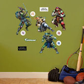 Fathead TMNT Movie Jr  Wall Decals