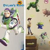 Buzz Lightyear Personal Decal Room Package