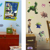 Toy Story Poster Room Package