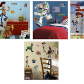 Toy Story Decal Room Package