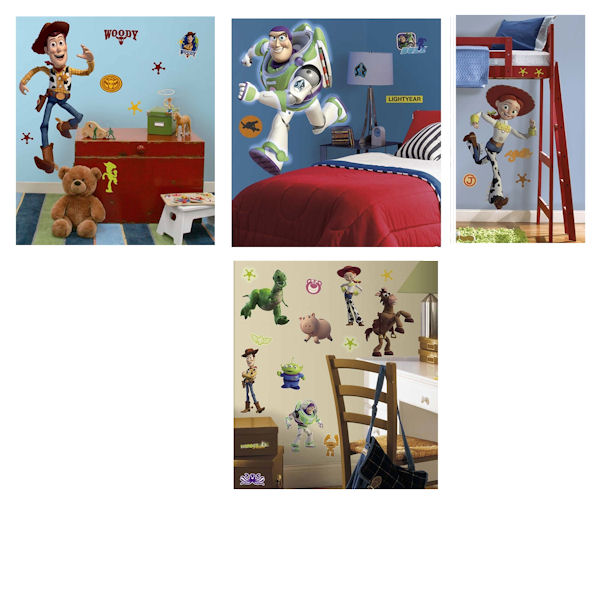 Toy Story Decal Room Package - Wall Sticker Outlet