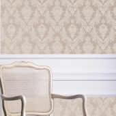 Damsel Textured Bisque Peel And Stick Wallpaper