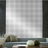 Medallion Platinum Peel And Stick Wallpaper