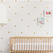 Minni Dots Fabric Peel And Stick Wall Decals
