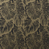 Graham and Brown Tropical Charcoal Wallpaper