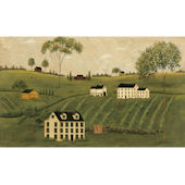 Countryside Prepasted Wall Mural