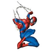 Spiderman  Art Accents Wall Mural SALE