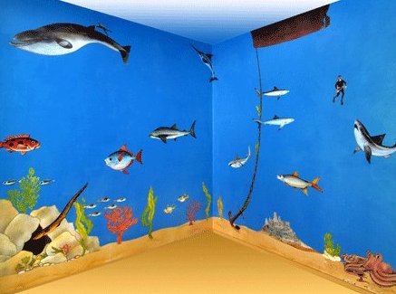 Image result for kids playroom ocean