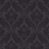 Graham and Brown Kinky Vintage Flocked Wallpaper