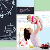 Blackboard Whiteboard Decals