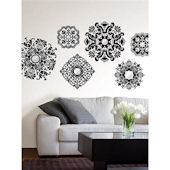Wall Pops Baroque Wall Art Kit