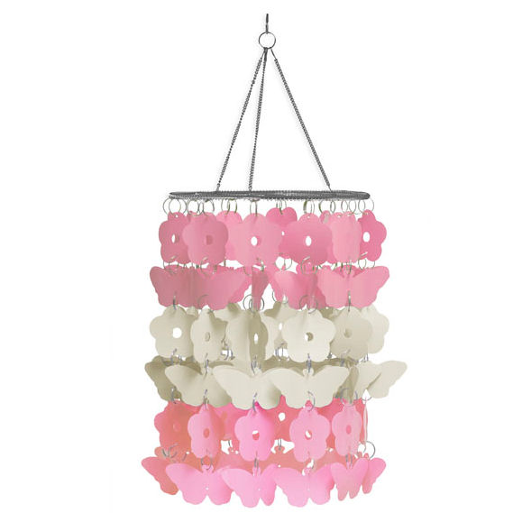 Wall Pops Butterfly Garden Chandelier - Wall Sticker Outlet