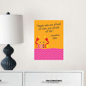 Jonathan Adler Cancer Dry Erase Board Sticker