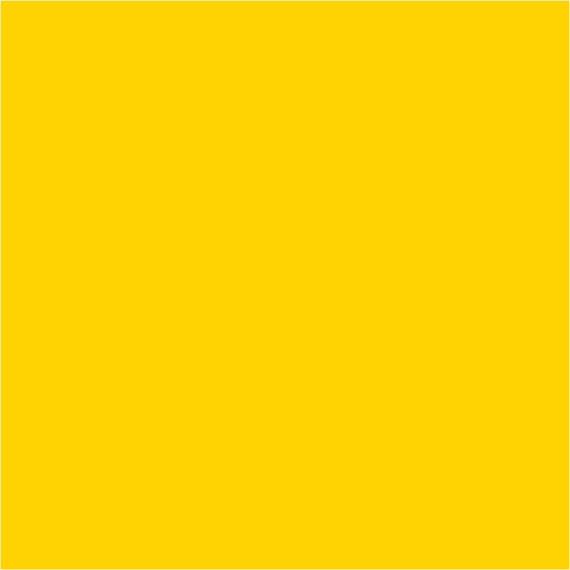 Wall Pops Lello Yellow Set of 5 Blox  - Wall Sticker Outlet