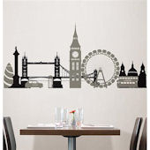 Wall Pops London Calling  Small Wall Kit