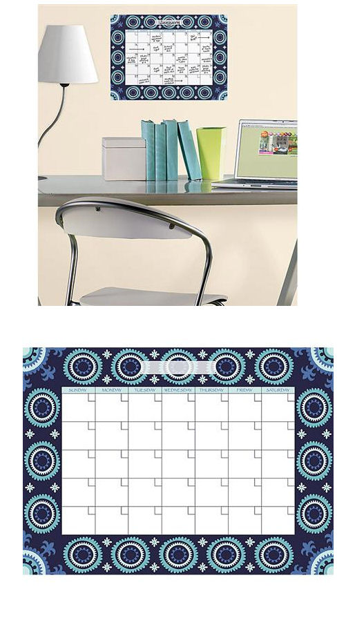 Wall Pops Malaya  Monthly Calender - Wall Sticker Outlet