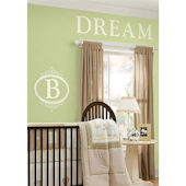Southampton Monogram Wall Sticker