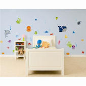 Under The Sea Stickaround Wall Stickers