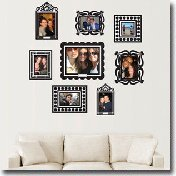 Frame Decals · Wall Sticker Patterns Part 70