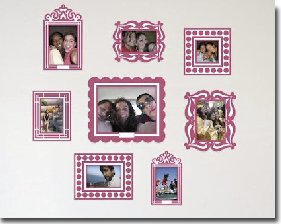 Wall Sticker Frames
