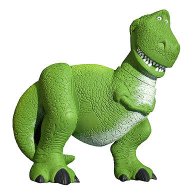 Wallables Disney Toy Story Rex - Wall Sticker Outlet