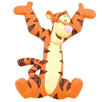 Wallables Winnie the Pooh Tigger - Wall Sticker Outlet