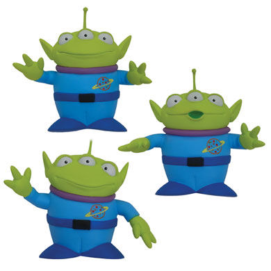 Wallables Disney Toy Story Aliens - Wall Sticker Outlet
