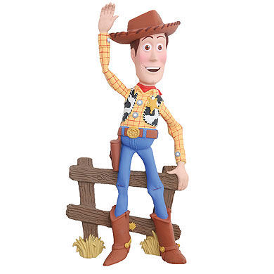 Wallables Toy Story Woody - Wall Sticker Outlet