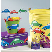 Wallies Buggy Cars Cutouts