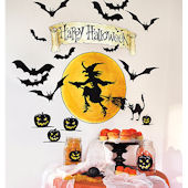 Wallies Happy Halloween Stickers