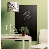 Wallies Big Chalkboard Wall Sticker