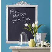 Wallies Framed Big Chalkboard Wall Sticker