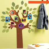 Fun Family Tree Wall Decals