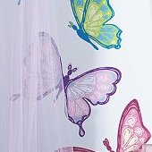 Wallies Butterflies Prints Mural