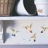 Wallies Hummingbirds Cutouts SALE