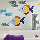 Wallies Olive Kids Something Fishy Cutouts