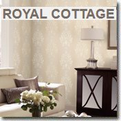 Royal Cottage Wall Paper
