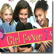 Girl Power Wall Paper